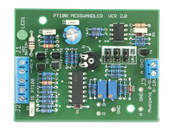 Bausatz PT100 Messwandler V2.0 - Produktbild 4
