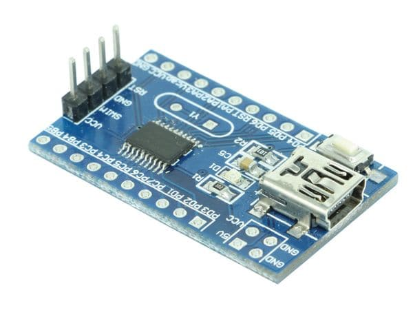 Entwicklungsboard STM8S103F3P6