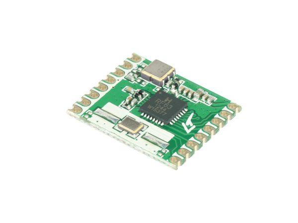 Funkmodul HOPERF RFM63W, 868 MHz, TX/RX