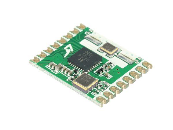 Funkmodul HOPERF RFM64W, 433 MHz, TX/RX