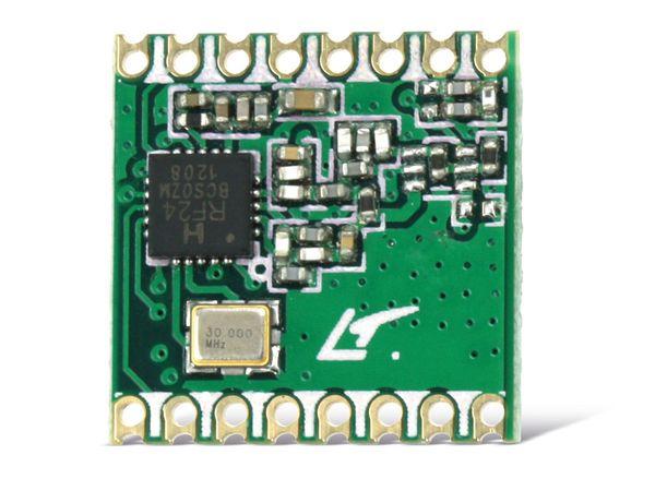 Funkmodul HOPERF RFM24W, 433 MHz, TX/RX