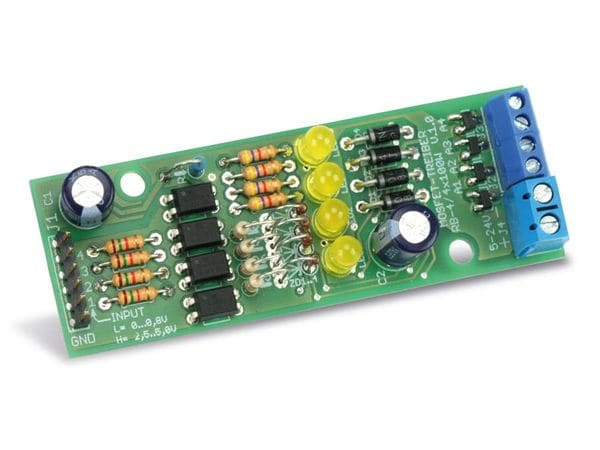 Bausatz Mosfet-Treiber RB-4/4x100W - Produktbild 2