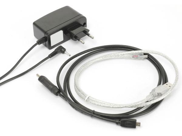"""ODROID-VU Multitouch TFT-Display mit HDMI, 1280x800, 9"""" (22,8 cm) - Produktbild 4"""