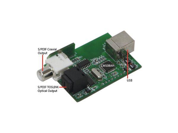 ODROID USB-SPDIF - Produktbild 3