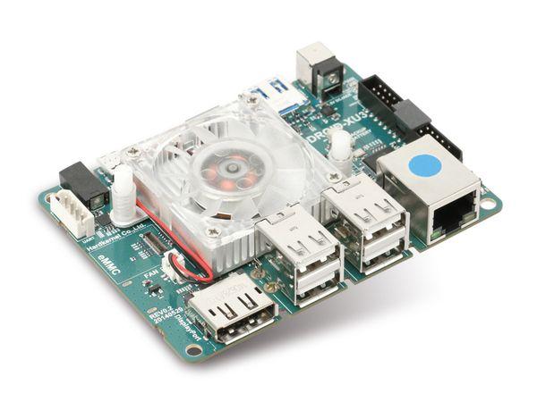 ODROID-XU3 Einplatinen-Computer, SAMSUNG Exynos 5422, 2 GB, USB 3.0 - Produktbild 1