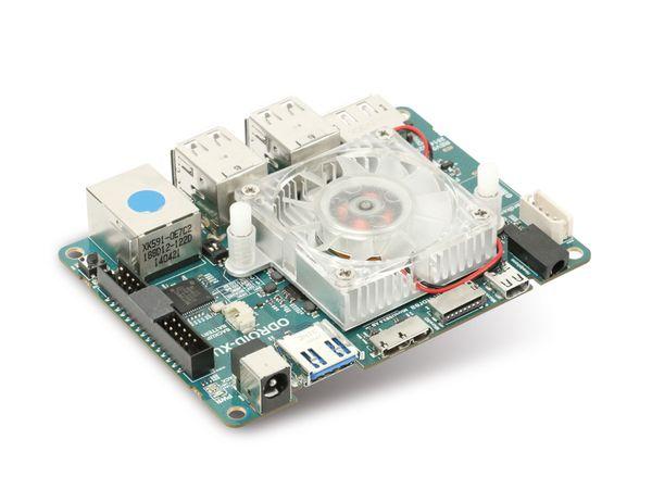 ODROID-XU3 Einplatinen-Computer, SAMSUNG Exynos 5422, 2 GB, USB 3.0 - Produktbild 2