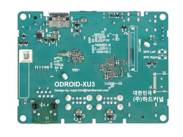 ODROID-XU3 Einplatinen-Computer, SAMSUNG Exynos 5422, 2 GB, USB 3.0 - Produktbild 4