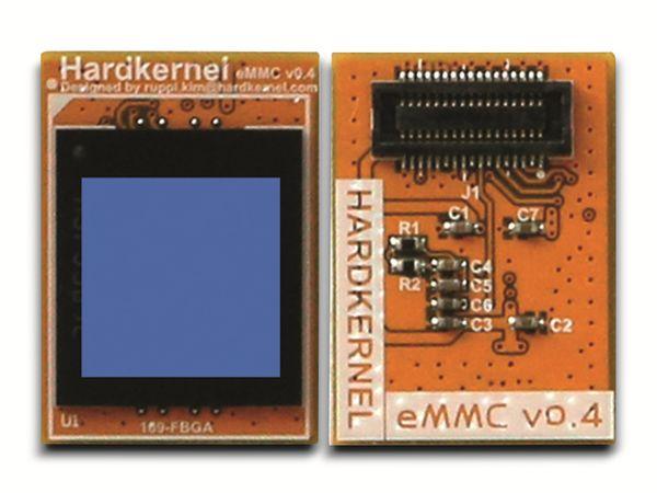 ODROID-XU3/XU4 eMMC 5.0 Modul, 32 GB, mit Linux