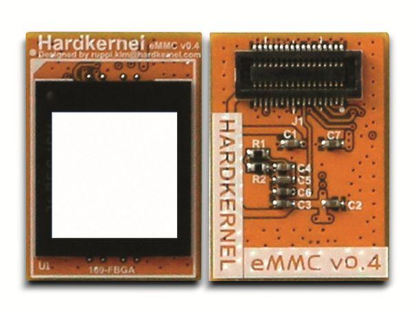 ODROID-XU3/XU4 eMMC 5.0 Modul, 32 GB, mit Android - Produktbild 1