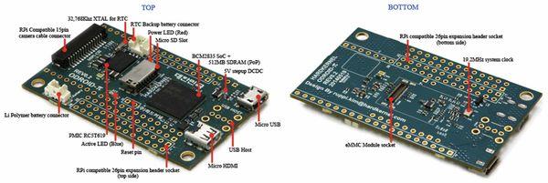 ODROID-W Einplatinen-Computer, ARM11 700 MHz, 512 MB - Produktbild 5