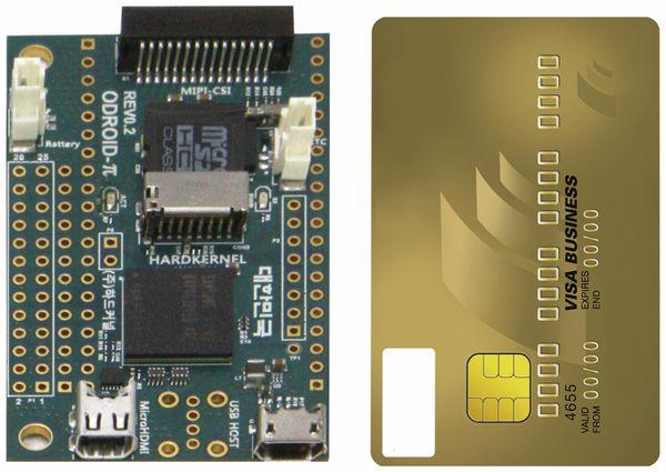 ODROID-W Einplatinen-Computer, ARM11 700 MHz, 512 MB - Produktbild 6