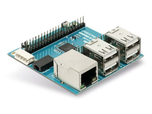 ODROID-W Docking Board