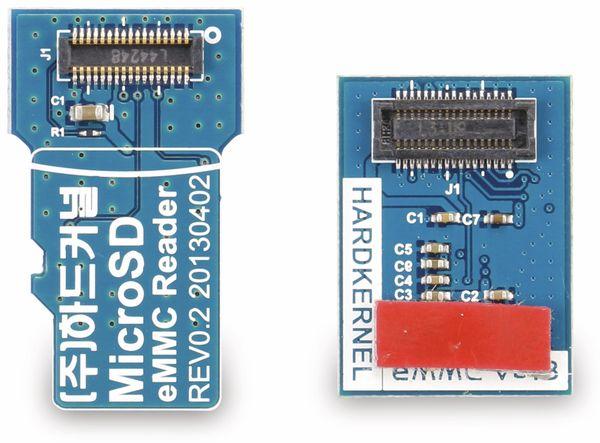 ODROID-U3 Bundle 1, U3/Gehäuse/Netzteil/8 GB eMMC Linux - Produktbild 3