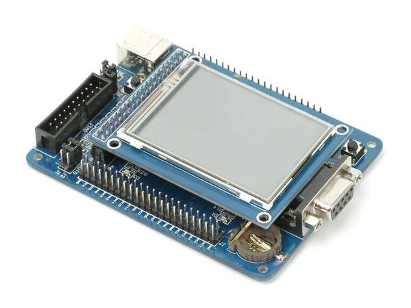 """ARM Cortex-M3 Entwicklungsboard mit 6,1 cm (2,4"""") Touchscreen - Produktbild 3"""