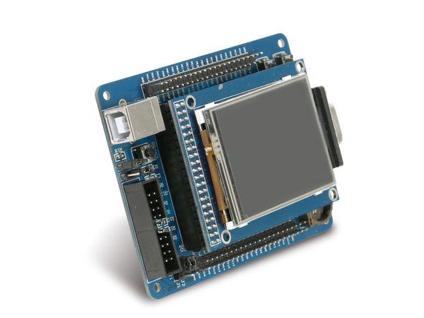 """ARM Cortex-M3 Entwicklungsboard mit 6,1 cm (2,4"""") Touchscreen - Produktbild 4"""