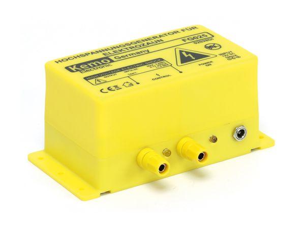 Weidezaun-Hochspannungsgenerator KEMO FG025 - Produktbild 1