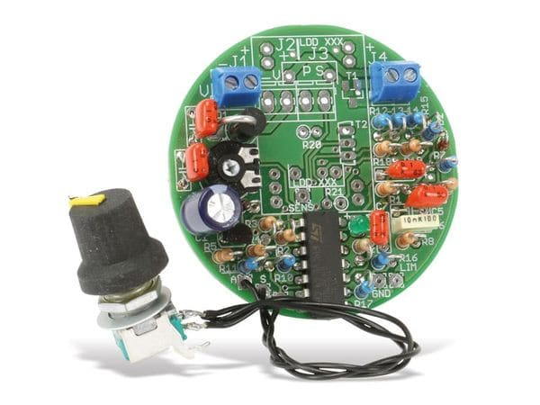 Bausatz COB/LED-Controller/Driver - Produktbild 1