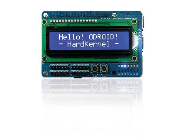 ODROID-C1 16x2 LCD + IO Shield - Produktbild 2