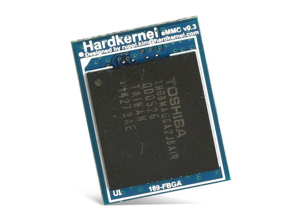 ODROID-C1 eMMC Modul, 8 GB, mit Linux - Produktbild 3