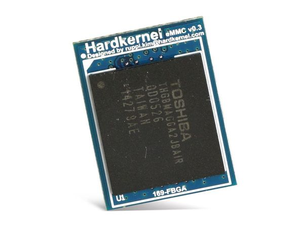 ODROID-C1 eMMC Modul, 32 GB, mit Linux - Produktbild 3