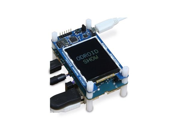 "ODROID-SHOW2, LCD-Board, 2,2"" (5,6 cm) - Produktbild 4"