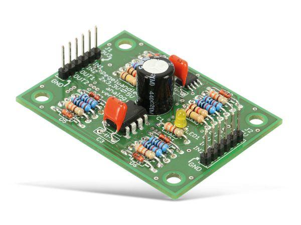 Bausatz Pegelwandler 3,3 V/5 V, analog, bidirektional - Produktbild 2