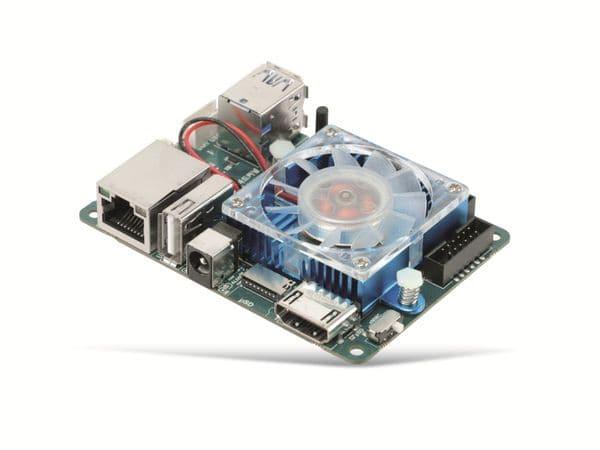 ODROID-XU4 Einplatinen-Computer, SAMSUNG Exynos 5422, 2 GB, 2x USB 3.0 - Produktbild 2