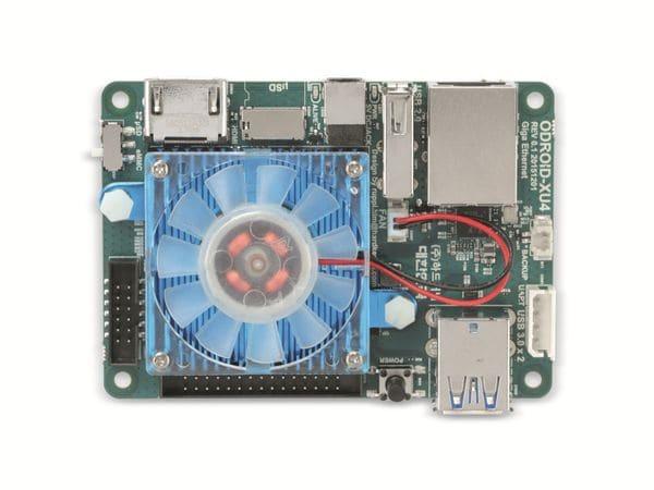 ODROID-XU4 Einplatinen-Computer, SAMSUNG Exynos 5422, 2 GB, 2x USB 3.0 - Produktbild 4
