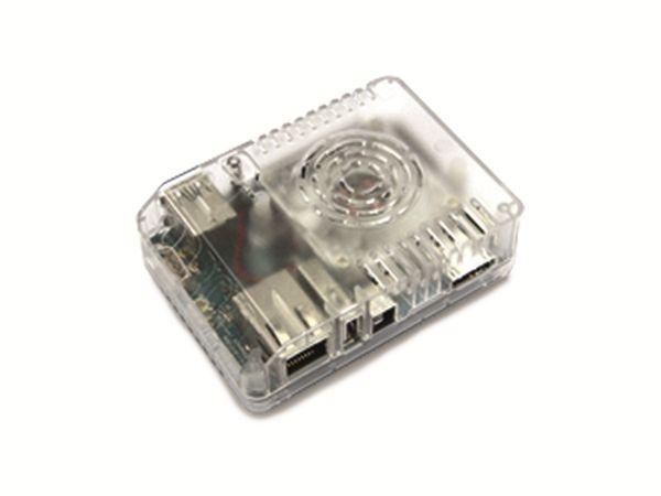 ODROID-XU4 Gehäuse, transparent - Produktbild 2