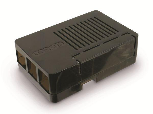 ODROID-C1+/-C2 Gehäuse, schwarz - Produktbild 2