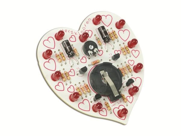 Bausatz Herzklopfen - Produktbild 1