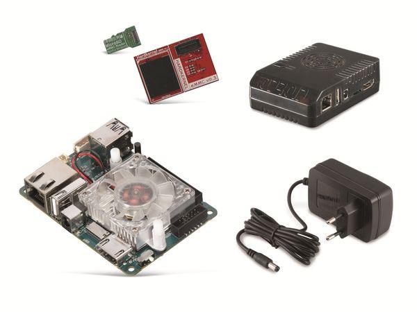 ODROID-XU4-Set mit 8GB eMMC Modul, Gehäuse und Netzteil - Produktbild 1