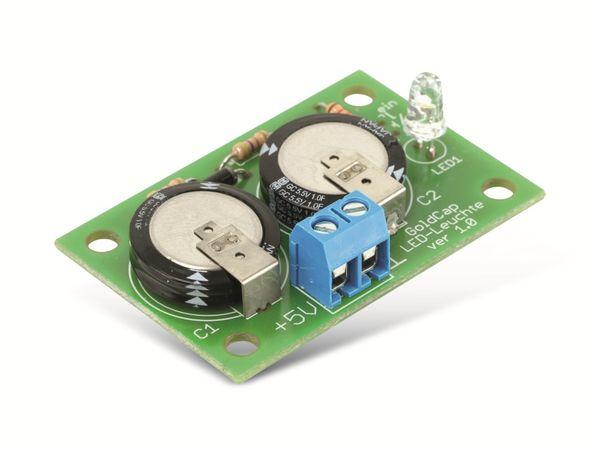 Bausatz GoldCap LED-Leuchte V1.0