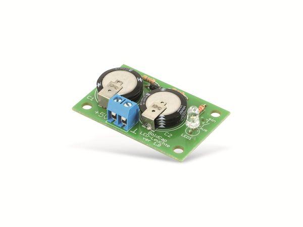 Bausatz GoldCap LED-Leuchte V1.0 - Produktbild 2