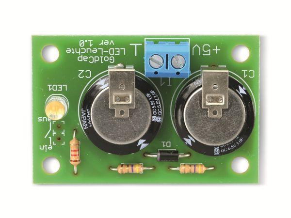Bausatz GoldCap LED-Leuchte V1.0 - Produktbild 3