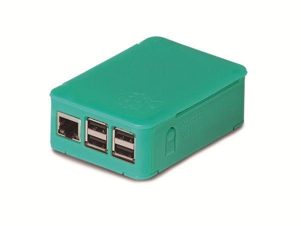 Raspberry Pi Model B+/2 OKW Gehäuse, grün