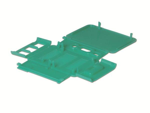 Raspberry Pi Model B+/2 OKW Gehäuse, grün - Produktbild 3