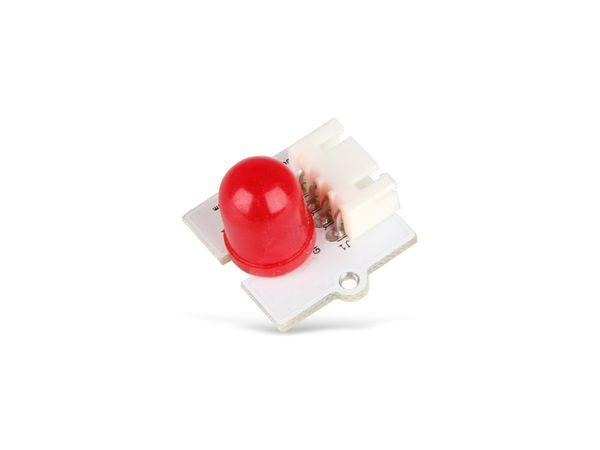 Erweiterungsplatine LED LINKER LK-LED10-RED, 10 mm, rot