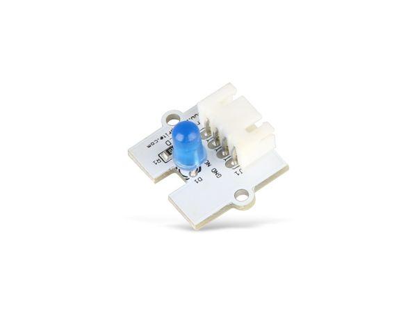 Erweiterungsplatine LED LINKER LK-LED5-BLUE, 5 mm, blau