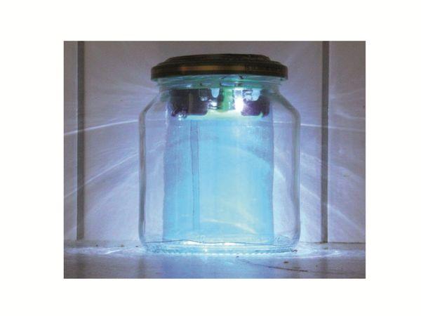 Lötbausatz Solar-Gurkenglaslampe - Produktbild 2
