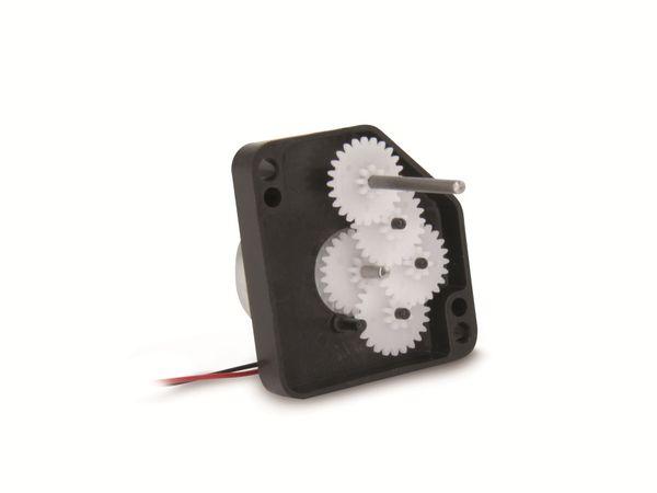 Bausatz Universalgetriebe G243 mit Motor - Produktbild 1
