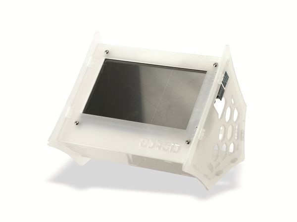 ODROID-VU7 Gehäuse, rauch-weiß - Produktbild 2