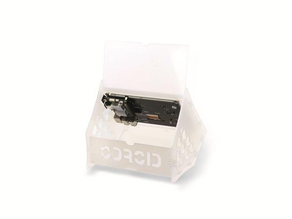 ODROID-VU7 Gehäuse, rauch-weiß - Produktbild 3