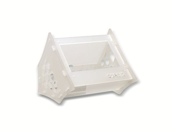ODROID-VU7 Gehäuse, rauch-weiß - Produktbild 4