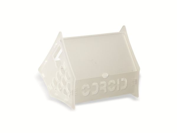 ODROID-VU7 Gehäuse, rauch-weiß - Produktbild 5