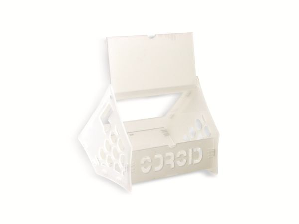 ODROID-VU7 Gehäuse, rauch-weiß - Produktbild 6