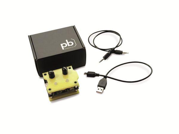 Entwicklungsboard PB Patchblock PB1-001-M1-3-AU1, gelb