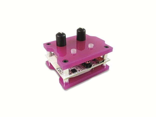 Entwicklungsboard PB Patchblock PB1-001-M1-2-AU1, pink