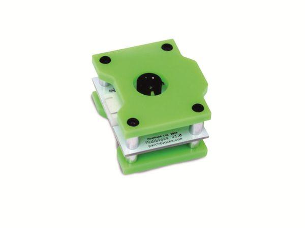 Entwicklungsboard PB Patchblock MB1, grün - Produktbild 1