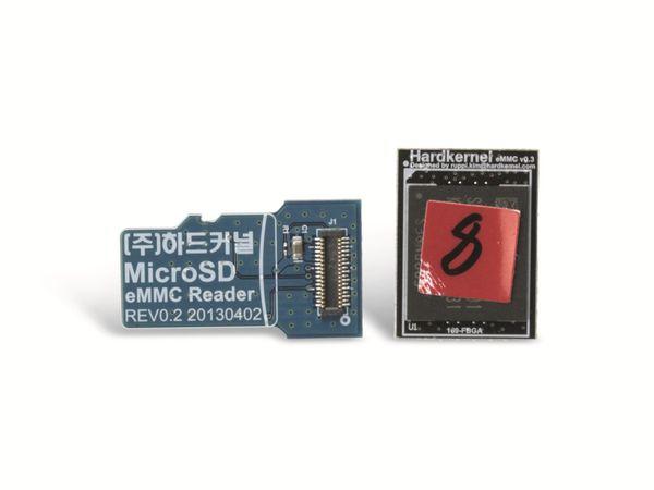 ODROID-C2 eMMC Modul, 8 GB, mit Linux - Produktbild 2